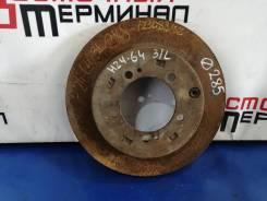 ДИСК Тормозной MMC GTO [11279312010], левый задний MB618828