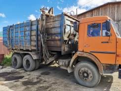 КамАЗ 53215. Продается спецтехника для коммунальных услуг, 10 850куб. см.
