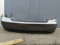 Бампер задний Honda Fit Aria рестайлинг