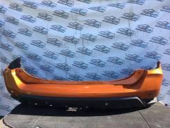 Бампер задний Nissan X-Trail T32 2017-н. в.