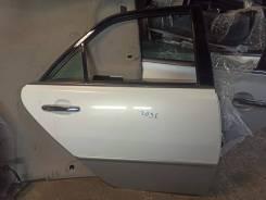 Дверь задняя правая Toyota Mark 2 JZX110 1Jzgte