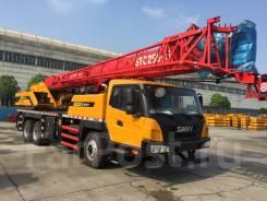 Sany. Автомобильный кран Palfinger STC250-5, 25 тонн в Хабаровске, 7 470куб. см.