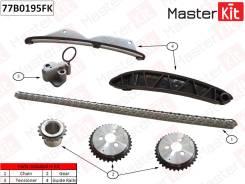 Комплект цепи ГРМ Master KiT 77B0195FK