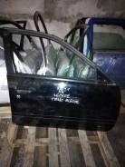 Дверь Nissan Avenir, Expert RW11 черная