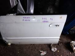Дверь передняя на Subaru Legacy BH BE Белые
