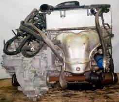 Двигатель с КПП, Honda K24A AT MFHA FF RB1 коса+комп