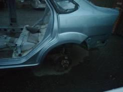 Крыло заднее левое Форд фокус 2 2007г седан