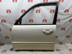 Дверь передняя левая Toyota Land Cruiser HDJ101 1HD-FTE