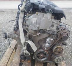 Двигатель с КПП, Nissan MR20-DE - 0001142 CVT 4WD коса+комп
