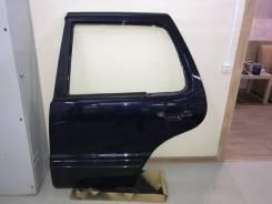 Дверь задняя левая + стеклоподъемник Мерседес Mercedes ML M-Class W163