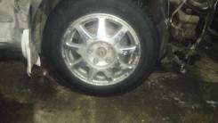 Продам комплект колёс 195 65 R15 с гайками