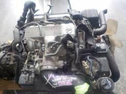 Двигатель с КПП, Toyota 1UZ-FE - 0001052 AT FR 4WD 31-81E0 NOT VVT-i к