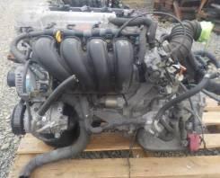 Двигатель с КПП, Toyota 1ZZ-FE - 0001189 AT Black