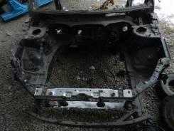 Половина кузова Toyota Fielder, передняя