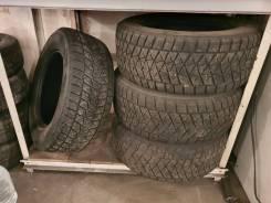 Bridgestone Blizzak DM-V2. зимние, без шипов, 2015 год, б/у, износ 50%