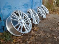 """Оригинальные кованые диски Toyota, Suzuki R17 без пробега по России. 6.5x17"""", 5x114.30, ET50, ЦО 60,1мм."""