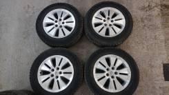 Литые диски с резиной Toyota D17 (5*114.3)