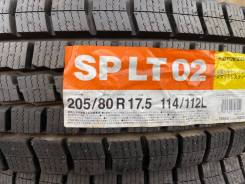 Dunlop SP LT 02. зимние, без шипов, 2018 год, новый