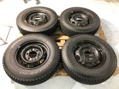195/80 R15 LT Bridgestone Blizzak VL1 + штамповка Nissan 6*139,7 (Jp)
