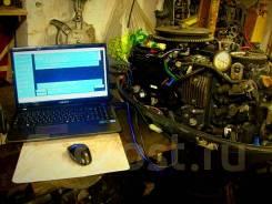 Ремонт лодочных моторов.