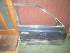 Дверь Toyota Carina 2001 [670012B090] AT210, передняя правая [196445]