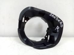 Рамка противотуманной фары правой Renault Sandero 1 [8200605789]