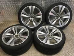 Колёса легкосплавные резиной R20 4шт 316 стиль RunFlat 5/120 Dia:72.6 BMW