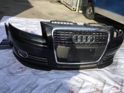Бампер передний Audi A3 8Pa 2005 год