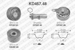 Рем. к-кт ГРМ! Audi A4/A6/A8, Skoda SuperB 2.5TDi 00 SNR KD45748 KD457.48_