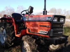 Hinomoto E2004. Продам мини трактор Hinomoto, 20,00л.с.