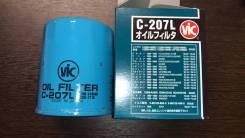 Фильтр масляный VIC производство Япония C-207L. Цена 350р