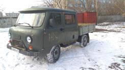 УАЗ-390945 Фермер. Продам УАЗ фермер, 2 700куб. см., 1 500кг., 4x4
