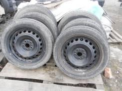Диски с Toyota Ractis 120 кузов