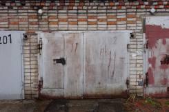 Гаражи капитальные. улица Ремесленная 9, р-н Амурсталь, 18,0кв.м., электричество, подвал. Вид снаружи
