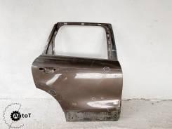 Дверь задняя правая Volkswagen Touareg NF (2010 - 2018) оригинал