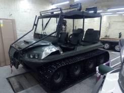 Tinger Armor. Снегоболотоход Тингер Армор, W8, 1 100куб. см., 500кг., 800кг.