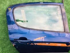 Стекло двери задней правой Peugeot Peugeot 407 2004-2010 [9204K1, DOT18AS2M504, 43R000262]