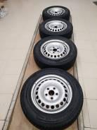 Bridgestone Duravis R410. летние, 2017 год, б/у, износ 20%