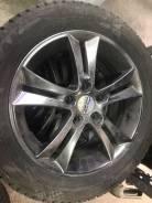 Шины 205/55 R16 Bridgestone Spike-02 на литых дисках