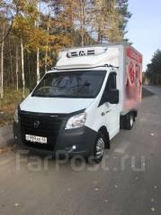 ГАЗ ГАЗель Next. Газель NEXT фургон-рефрижератор, 2 800куб. см., 1 500кг., 4x2