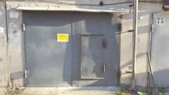 Гаражи капитальные. улица Ивановская 2а, р-н Луговая, 25,0кв.м., электричество, подвал. Вид снаружи