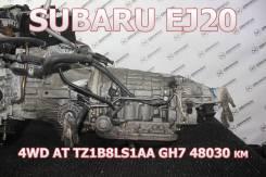 АКПП Subaru TZ1B8LS1AA EJ20 Контрактная | Установка, Гарантия, Кредит