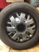Отличный летний комплект колес 165/R13LT 6PR Bridgestone V600 2019г.