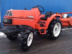 Kubota. Мини-трактор X-20 +фреза 1,4м., 20,00л.с., В рассрочку