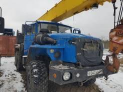 Ивановец КС-35714. Автокран Урал КС 35714