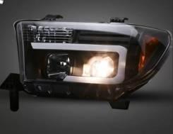 Фары передние , галоген лампы тюнинг Toyota Tundra (XK50) 2006 - 2013