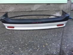Бампер Toyota Sprinter Carib AE111, задний
