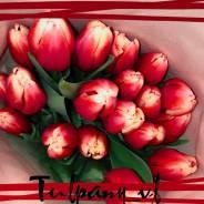 Тюльпан. Под заказ
