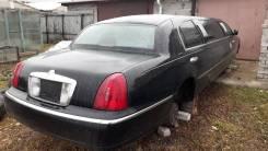 Продам бампер задний на Lincoln Town Car