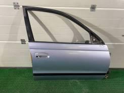 Дверь передняя правая Toyota Caldina ST195 цвет 1A0